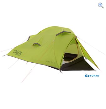 OEX Lynx EV II 2 Person Backpacking Tent